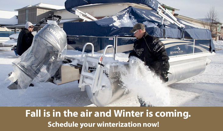 WInterize your boat at Powerhouse Marine LaCrosse WI