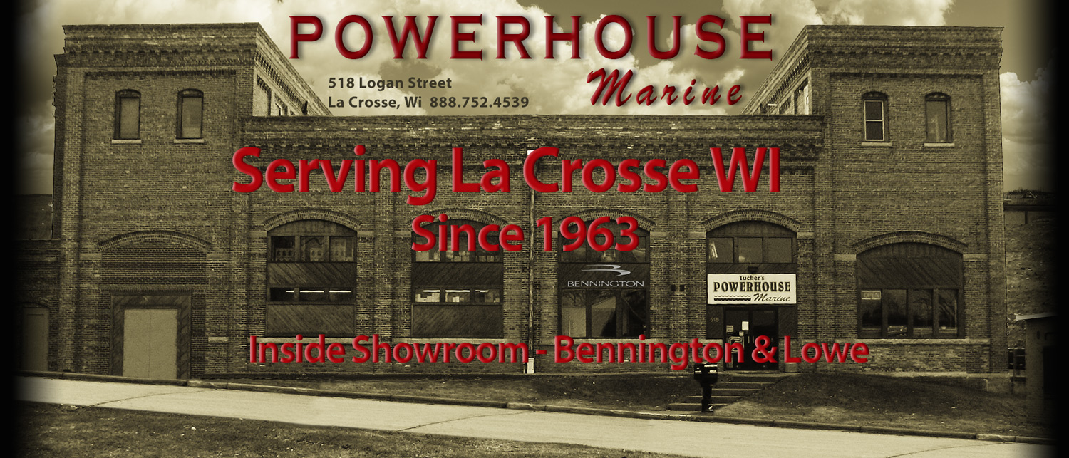 Powerhouse Marine | Boat Dealer in La Crosse, WI |Bennington