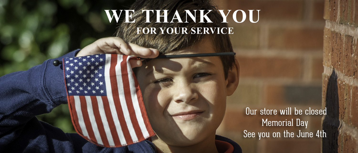 Powerhouse Marine is Closed for Memorial day 2019