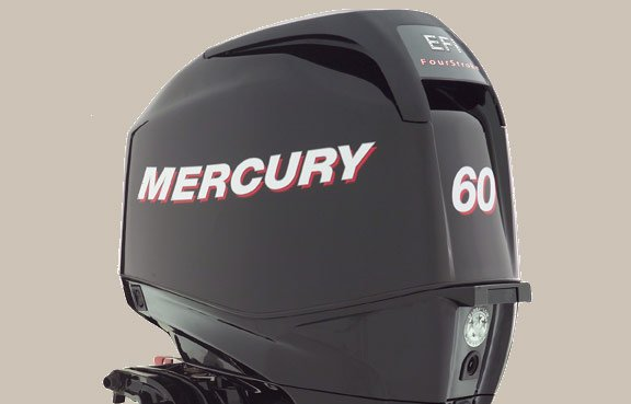 New 2015 Mercury 60 Hp Efi Fourstroke Outboard For Sale
