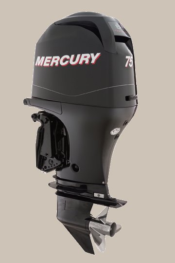 New 2015 Mercury 75 Hp Efi Fourstroke Outboard For Sale